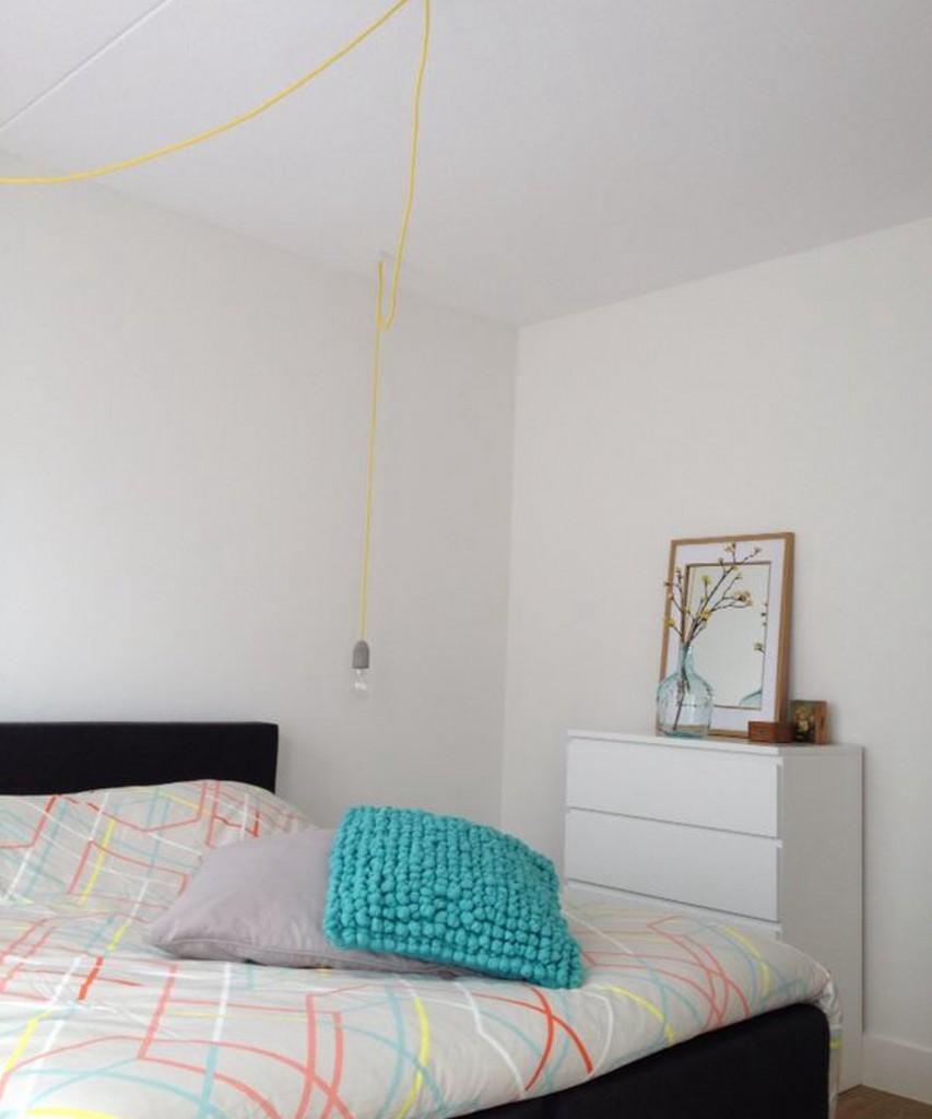 Slaapkamer naar ontwerp van NED-Interieurvormgeving